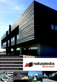 Catalogue 2017 Naturpiedra JBernardos