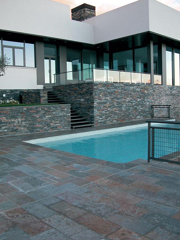 Piedra natural para la coronaci n y la playa de la piscina - Piedra natural para piscinas ...