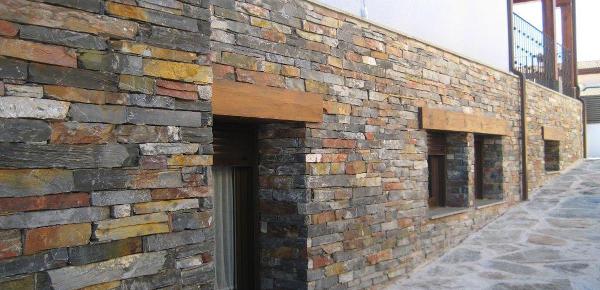 Laja multicolor jbernardos for Lajas de piedra natural