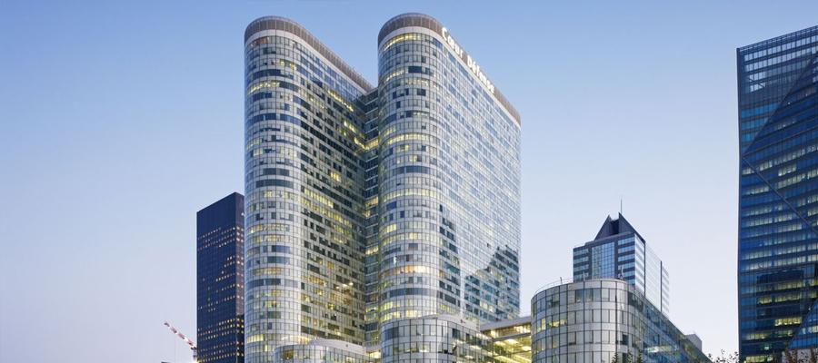 Edificio diseñado por el arquitecto Jean Paul Viguier
